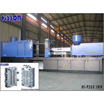 Серво мотор энергосберегающие преформа инъекций машина Привет Sv-P268