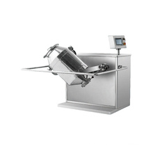 pharmaceutical granule turbula 3d powder mixer mixing machine