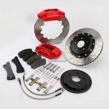 Peças de freio forjadas pistões para BMW E60 com 330 * 28mm conjunto de freio a disco do carro WT-f40 pinças de freio