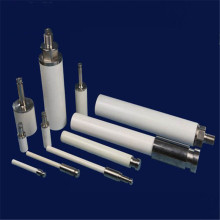 High Fracture Toughness Zirconia Ceramic Shaft / Plunger