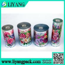 Flor en flor, película de transferencia de calor