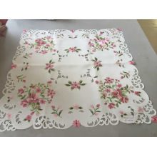 Handgemachte Cutwork Stickerei Stil Ostern Tag Tischdecke