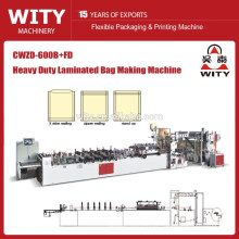 Heavy Duty Multi-Function Standup and Zipper Pouch Making Machine