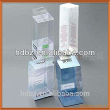 clear folding plastic box pvc pet pp packaging box for cosmetics                                                                         Quality Choice