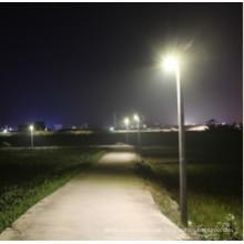 Guangzhou professionelle einfache Installation Lithium-Batterie 22W Solar-Straßenlaterne