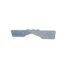 OEM Q235B Aluminum Zinc Alloy Plate S type Angle Corner Joint Stamping Parts Stamping