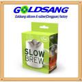 2016 New Design Cute Sloth Silicone Tea Infuser
