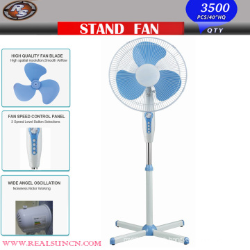 16inch Electrical Pedestal Fan with Timer