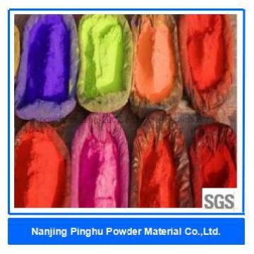 Ral Colore as tintas em pó com propriedades decorativas