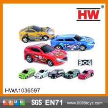 New Design 7CM Mini High Speed Rc Car 8 Shapes Mixed