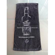 Велюр печатных полотенце (SST3012)