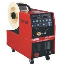 Machine portative de soudure de CO2 de gaz d'inverseur de MIG de CC