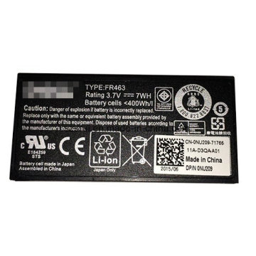 Original Original pour DELL Fr463 Battery