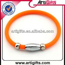 Bracelet magnétique en silicone Fashion