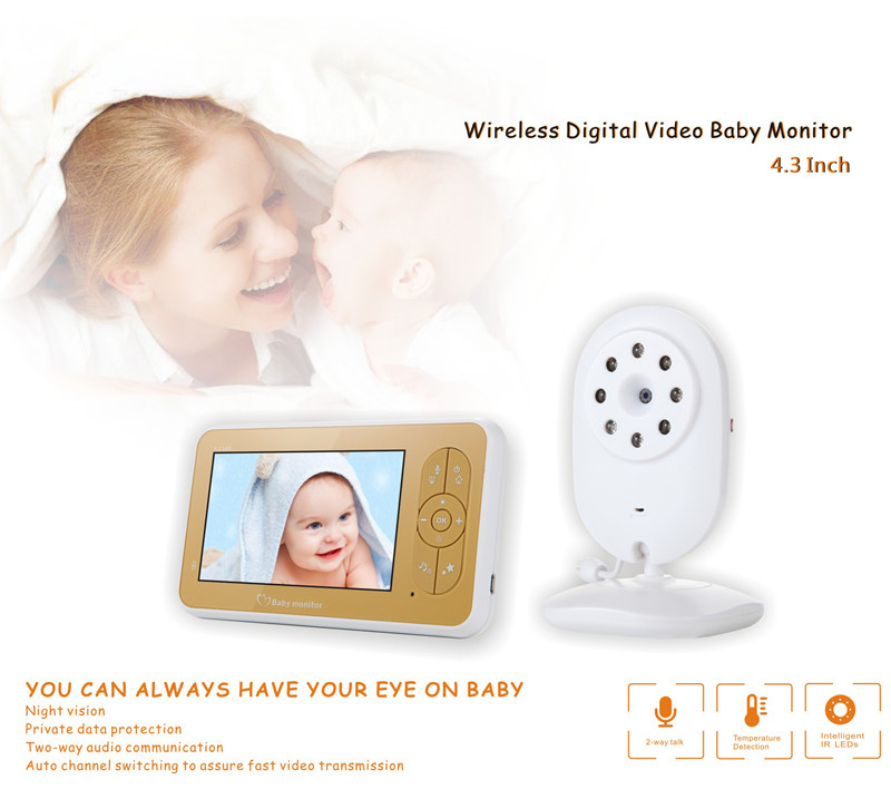 Baby Monitor Surveillance System
