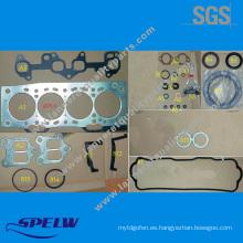 Junta de cabeza completa del motor para Toyota Corolla 1.3 (04111-11025)