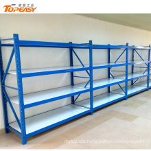 2m warehouse or home use metal shelves storage unit for spare parts