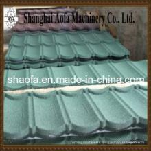 Metal Roof Tile Stone Coated Prodcution Line (AF-G1025)