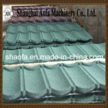 Metalldachziegel-Stein beschichtete Produktionslinie (AF-G1025)
