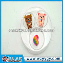 Decorative resin 3d mobile sticker, OEM mobile sticker