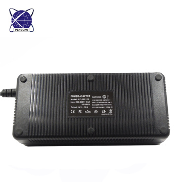 36v 12a switch power supply 432w ac adapter