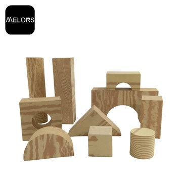 Melors Educational Toys Foam Bloques de construcción EVA Block