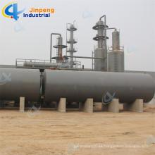 gran máquina de refinería de gasolina de salida