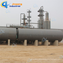 grande machine de raffinerie d'essence de sortie