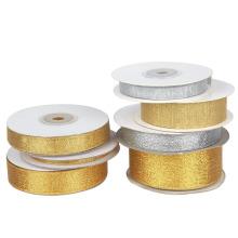 Cinta metálica de oro