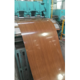 PVC film coated steel coil