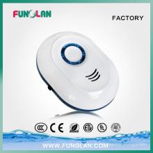 Mini enchufe en generador de purificador de aire Ion para el hogar