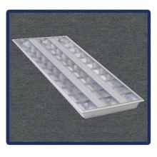 Офисные потолочные, 4*40Вт/Т5/1220*600 Утопленный установленный Светильник решетки