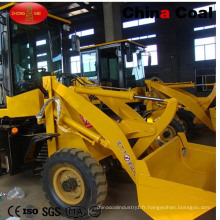 3.6t Wz25-12 Chargeuses-pelleteuses
