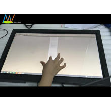 1920X1080 resolution flat screen 32 inch touch screen monitor with DVI, VGA input
