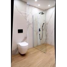 Cabine de douche en aluminium avec verre de 6 mm ou 8 mm