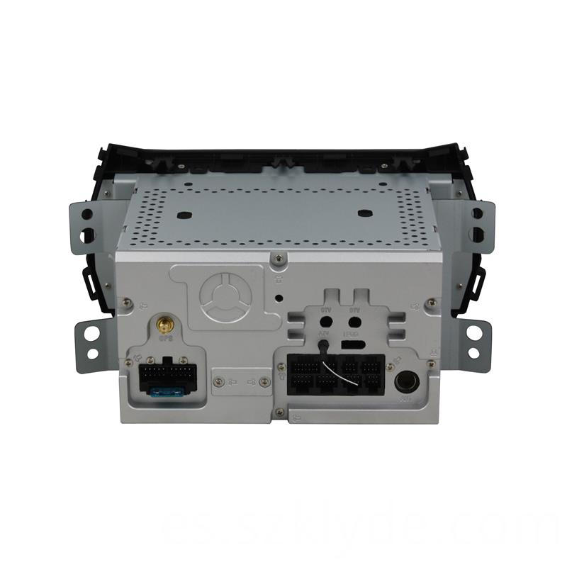 IX45 2013-2014 stereo dvd player
