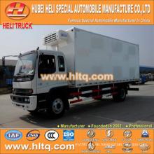 Japan Technologie 4x2 10Tons Kühlraum LKW-Träger 160hp preiswerter Preis