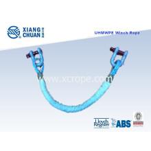 Corde UHMWPE de 1 mètre (dispositif antichute)