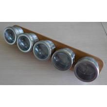 Porta-condimentos magnético aço inoxidável (CL1Z-J0604-5A)