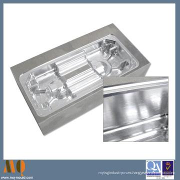 Piezas de aluminio que trabajan a máquina del CNC de la alta precisión de Dongguan buen precio