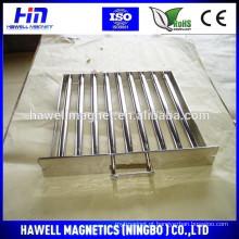 Grades magnéticas NdFeB permanentes são usadas em caixas / calhas / gavetas / funis
