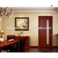 Two panels Interior wooden door