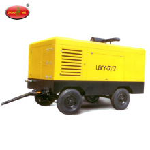 LG Mobile Diesel Power Screw Air Compressor