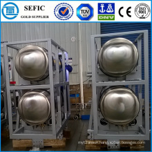 Low Pressure Welded Thermal-Insulation LNG Cylinder (DPL-450-175)