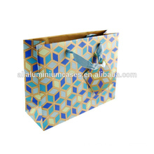 High Quality Recyclable Custom Printed paper bag design