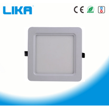 3W Curved Corner Square Concealed Mounted Panel Light