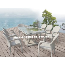 Мебель высокого качества из ротанга Wicker из натурального дерева Bw-459d