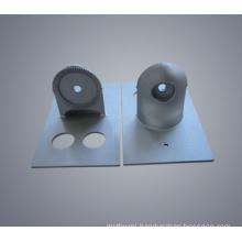Aluminum & Aluminum alloy A360, A380, A390, ADC-12,ADC10, Zinc & Zinc alloy. ZA-3,ZA-5,ZA-8 die casting parts