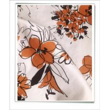 Nouveau tissu de satin de coton de conception pour la robe