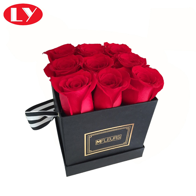 Black Flower Box1